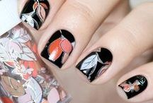 Water Decal & Sticker Nails / All kinds of water decals or nail art stickers, you will be surprised to see them here.