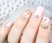 3D decoration nails
