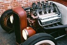 Traditional Hot rods