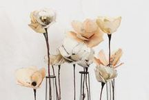 Paper Flowers: DIY Paper Flower Inspiration / Inspirations for future paper flowers or other paper creations.
