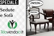 Speciale Sedute e Sofà   Please, take a seat!
