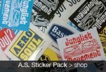 A.S. Sticker Packs