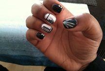 Nail art / My favorite nail designs  / by Kambria Biggom