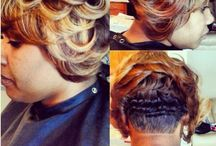 Short hairstyles  / Short hairstyles for every lady / by Kambria Biggom