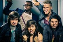 Pentatonix Killed the Teenage Blogger / The best a Capella group. Ever. Period.  / by Elsa