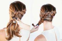 Hair tips and ideas