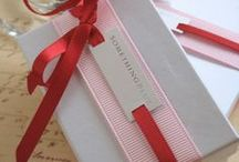 Wrapping and ideas / Gift wrapping and Packaging ideas