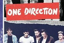 One Direction Posters / Get your fix of One Direction with these gorgeous posters of Harry, Niall, Zayn, Liam and Louis ♥