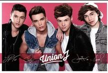 Union J / Get your fix of George, JJ, Jaymi and Josh with these brilliant Union J posters ♥