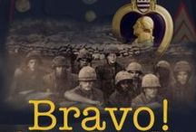 Vietnam / Photos related to the film, BRAVO! COMMON MEN, UNCOMMON VALOR.
