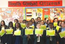 Active Global Citizens / Photos of some of the young people we work with who are using their voices and taking action.