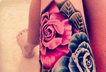 ✽ Tattoos ✽