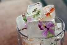 Cheers! / Delicious drinks, hot or cold -  the best company for your tasty meals and snacks.