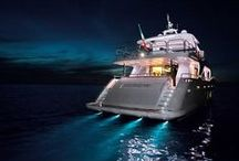 Yachts + Boats / Luxury Boats & Yachts
