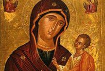 Theotokos Θεοτόκος / icons