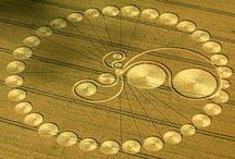 "*Geoglyphs *Crop Circles *Wonders Of The World / New and ancient Wonders of the world.  Natural and ""man""-made!"