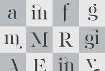 Award-winning typefaces / Samples of award-winning Parachute typefaces