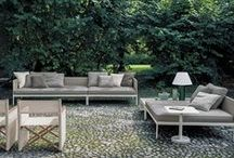 Outdoor Living / Achieve backyard bliss with these bright outdoor designs.