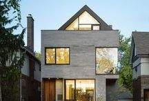 Fantastic Facades / Get inspired by the exteriors of our favourite Toronto homes.