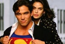 Lois & Clark / One of my favorite shows ever!  Always brings out my inner child ❤️