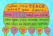 Love teaching