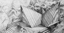 Architektura - rysunek / Prowadzimy kurs rysunku, przygotowanie do egzaminów na architekturę, ASP oraz PJATK w:  -kurs rysunku w Gdyni -kurs rysunku w Gdańsku -kurs rysunku w Wejherowie
