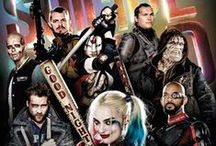 Suicide Squad...In Squad We Trust! / A range of OnePoster merchandise from Suicide Squad.