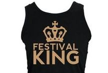 Get Festival Ready With OnePoster! / A collection of OnePoster merchandise suitable for the festival season!