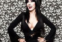 Cassandra Peterson / The iconic character Elvira embodiment.