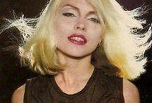 Debbie Harry / A special charismatic singer.
