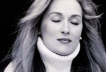 Meryl Streep / The world's most talented actresses.