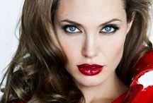 Angelina Jolie / Perfect for a woman much talent.