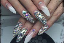 Nails my work♡ / Gelove nechty