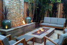 Natural Stylish Outdoor Living / by Sherry Carani