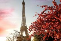 Eiffel Tower in Paris, France / Paris Eiffel Tower pictures