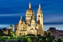 Montmartre: The bohemian neighborhood of Paris / The very best of Montmartre