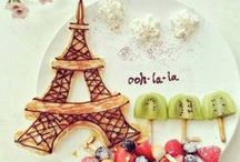 Sweet Paris / The sweeter side of the City of Light