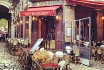 Paris Restaurants / Stunning restaurants in Paris... and there are lots of them!