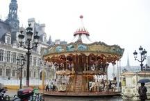 Paris Carousels / Paris carousels pictures