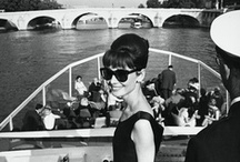 Famous in Paris / Shots of famous celebs that passed through Paris- a city loved by many of them, for obvious reasons :)