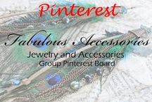 Fabulous Accessories - Group Board / Pin Fabulous Accessories!  www.etsy.com/shop/adrienneadelle Please only 5 pins a day. No SPAM! You are welcome to promote handcrafted & artisan accessories. **For invite please go to my profile (www.pinterest.com/adrienneadelle1) and signup on a the group invite message board** Link here: https://www.pinterest.com/adrienneadelle1/group-board-signup-sheet-for-group-boards-by-flirt/