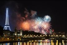 Paris Bastille Day / French independence day celebrations!!