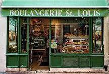 """Ile St Louis, Paris   / Best pictures of """"Île Saint-Louis"""" in Paris"""