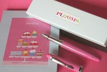PLOOMS fountain pen: Pink / Inspiration for Libby Page Pink PLOOM