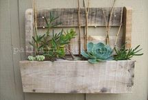 DIY - I Can Make it !! / Eco-furniture