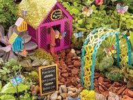 Miniature Fairy Gardening