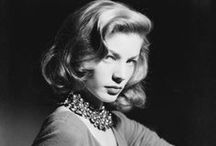 Luren Bacall / photo reference
