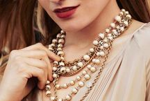 Stylish Ladies & pearls ✿⊱╮ / by Marrie ✿⊱╮