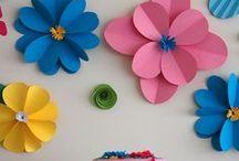 papirni cvjetići