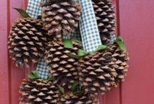 Kerst / Zelfmaakideeën om het rond de kerst gezellig te maken in huis.